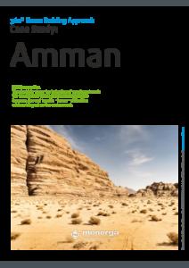 Amman Cooling Air Conditioning - Menerga - Case Study