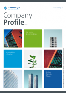 Company Profile - 2019 - Menerga