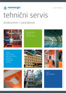 Tehnicni Servis - Menerga