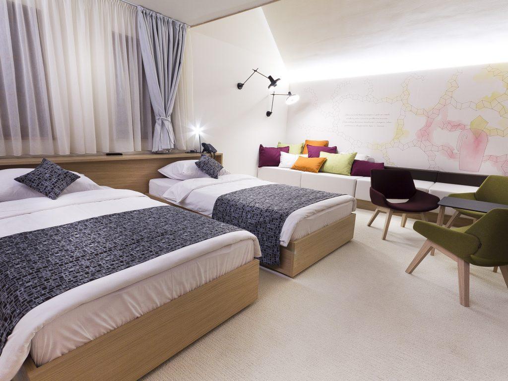 klimatizacija hotela - ventilacija hotela Park Varaždin