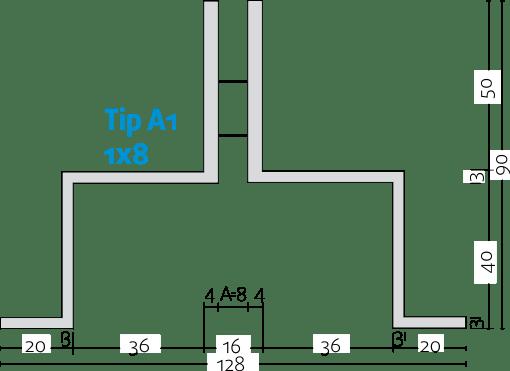 linijski-difuzori-1x8-tip-a1-8mm